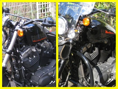 Picture 8: Harley Davidson, comparison of the tank