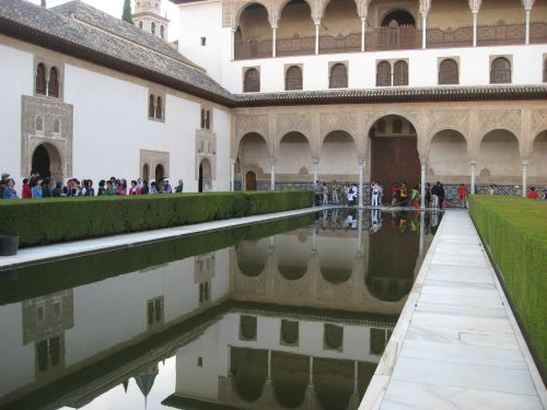 Picture 10c: Alhambra / Basin/Pool