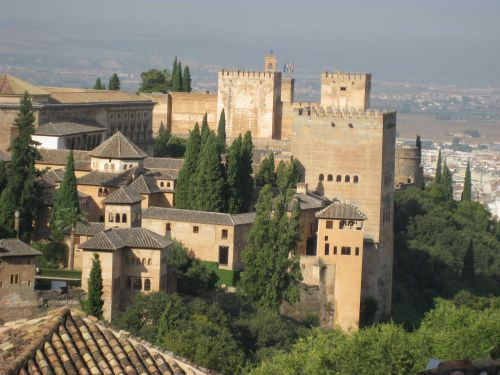 Picture 5: Alhambra / Castle