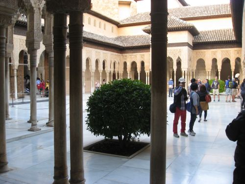 Picture 4: Alhambra / Of Arabic origin