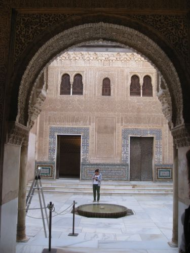 Picture 10c: Alhambra / Palace