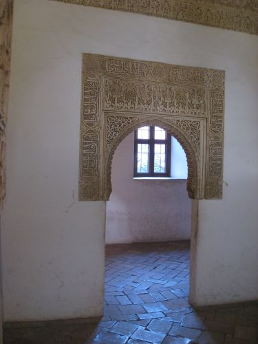 Picture 9: Alhambra / Restoration