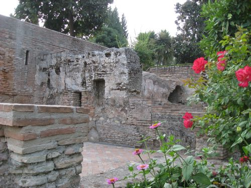 Picture 7: Alhambra / Ruins