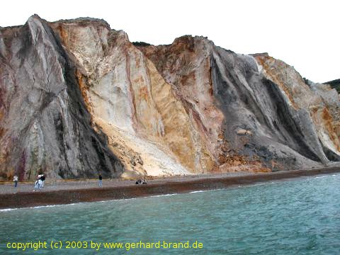 Picture 1: Isle of Wight, Alum Bay