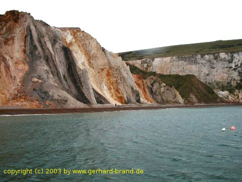 Picture 3: Isle of Wight, Alum Bay