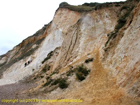 Picture 4: Isle of Wight, Alum Bay