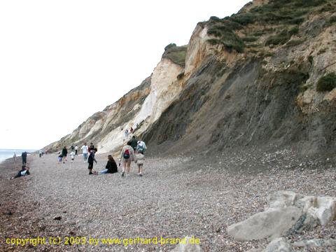 Picture 6: Isle of Wight, Alum Bay