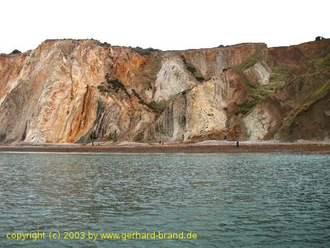 Picture 7: Isle of Wight, Alum Bay