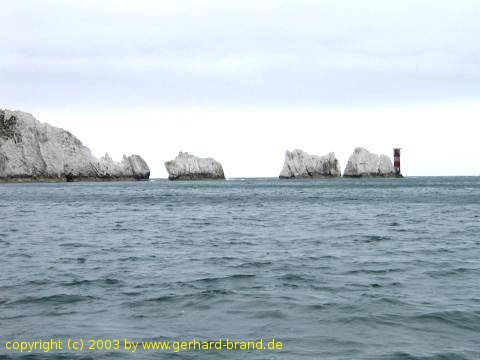 Foto 9: Isle of Wight, The Needles