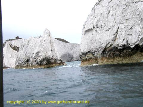 Foto 10: Isle of Wight, The Needles