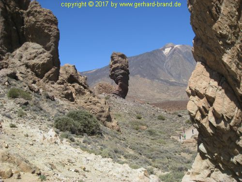 Picture 5: El Teide (Roque Cinchado)