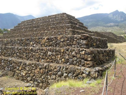 Picture 8: Pyramids of Güímar