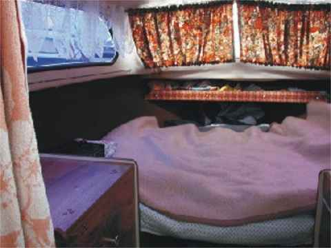 Picture 7: The motorboat Shetland Family Four / interior view
