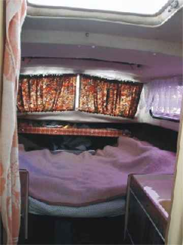 Picture 5: The motorboat Shetland Family Four / interior view